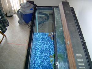 FAQs on Glass Aquarium Repair, Braces/Cross Supports